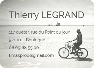 Thierry Legrand