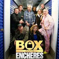 comédien voix TV box aux encheres emission TV C8